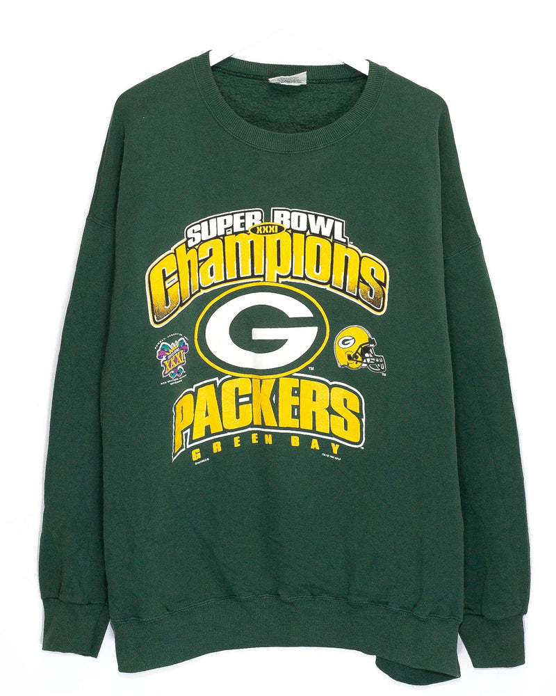 Vintage '97 Green Bay Packers NFL Jumper <br> (XXL)