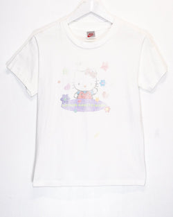 Vintage Hello Kitty Nike T-Shirt <br> (S)