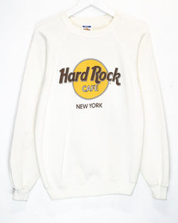 Vintage Hard Rock Cafe New York 50/50 Jumper <br> (M/L)