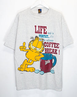 Vintage Garfield T-Shirt <br> (XL)