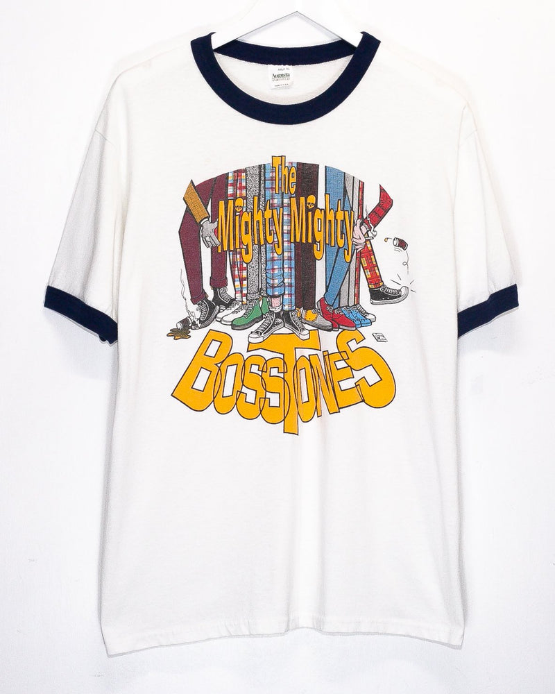 Vintage The Mighty Mighty Bosstones T-Shirt <br> (L)