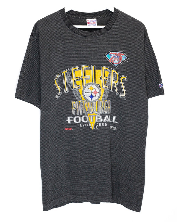 Vintage Pittsburgh Steelers NFL T-Shirt <br> (XL)