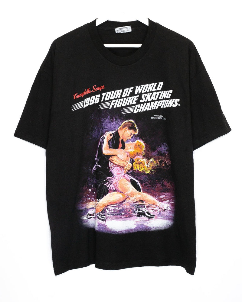 Vintage '96 Figure Skating T-Shirt <br> (XL)