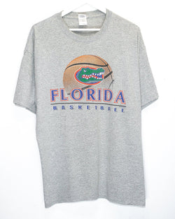 Vintage University of Florida Basketball T-Shirt <br> (XL)