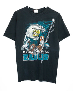 Vintage Philadelphia Eagles NFL T-Shirt <br> (M/L)