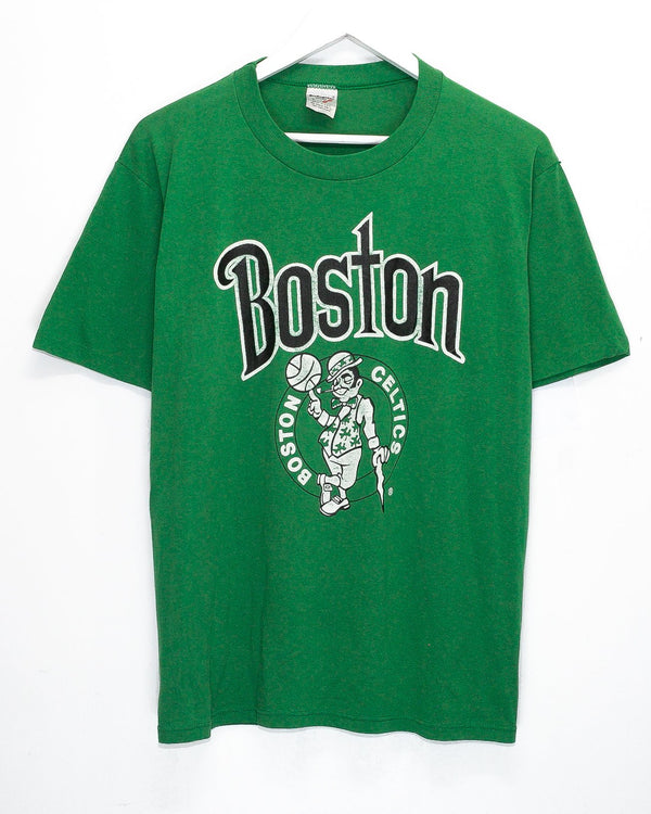 Vintage Boston Celtics NBA T-Shirt <br> (L)