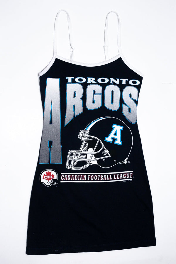 Reworkd Toronto Football T-Shirt Dress <br> (S)