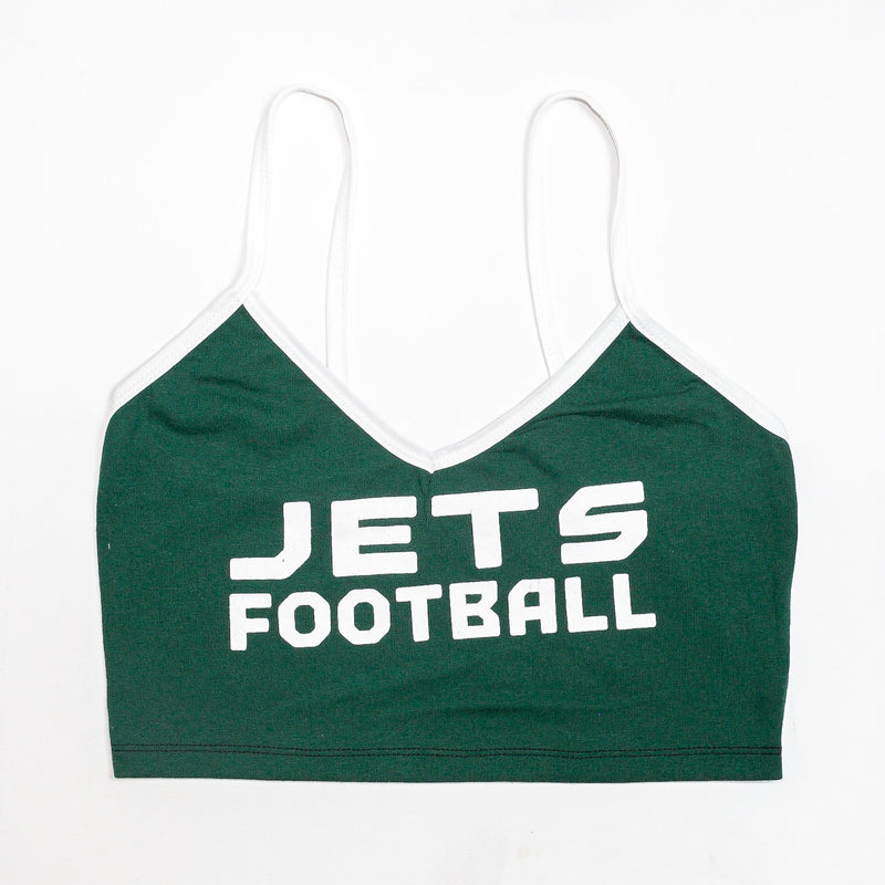 Rework'd New York Jets Singlet Top <br> (XS)