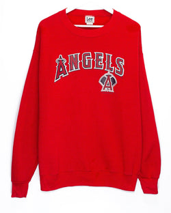 Vintage Anaheim Angels Jumper <br> (XL)