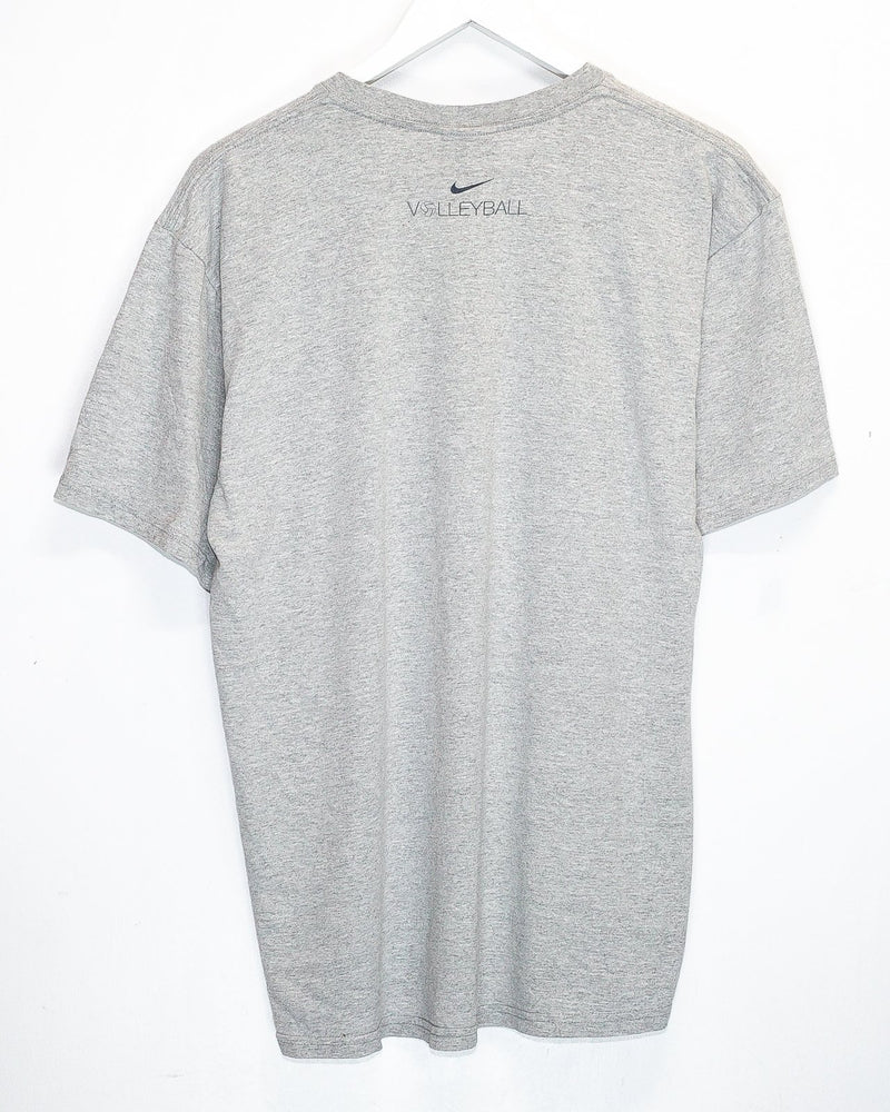 Vintage Nike Volleyball  T-Shirt <br> (L)