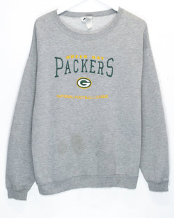 Vintage Green Bay Packers Embroidered Jumper <br> (L)