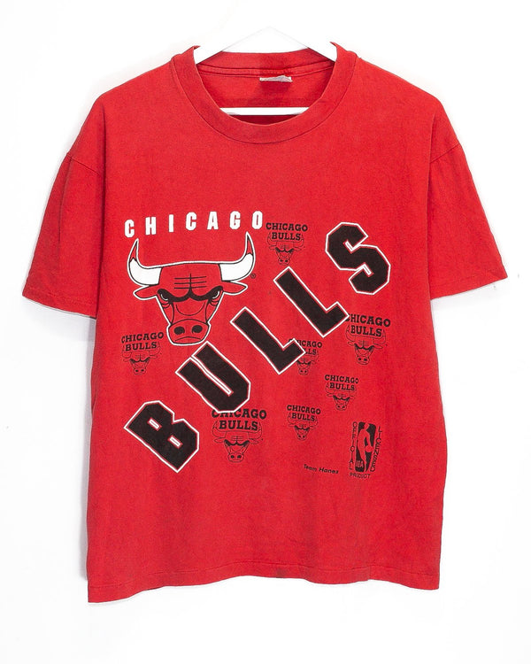 Vintage Chicago Bulls NBA T-Shirt <br> (S)