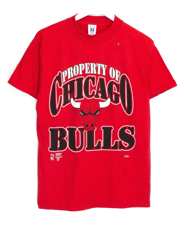 Vintage Chicago Bulls NBA T-Shirt <br> (M)