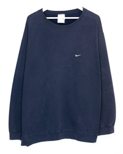 Vintage Nike Embroidered Jumper <br> (XXL)