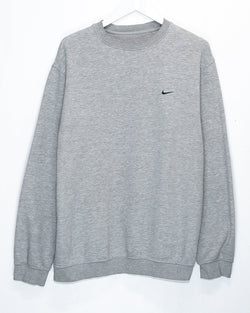 Vintage Nike Embroidered Jumper <br> (L)