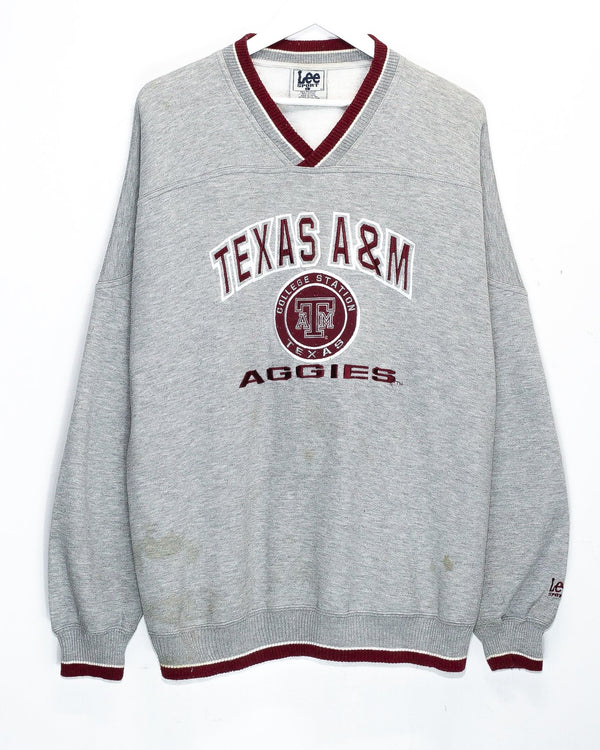 Vintage Texas A&M University Embroidered Jumper <br> (XL)