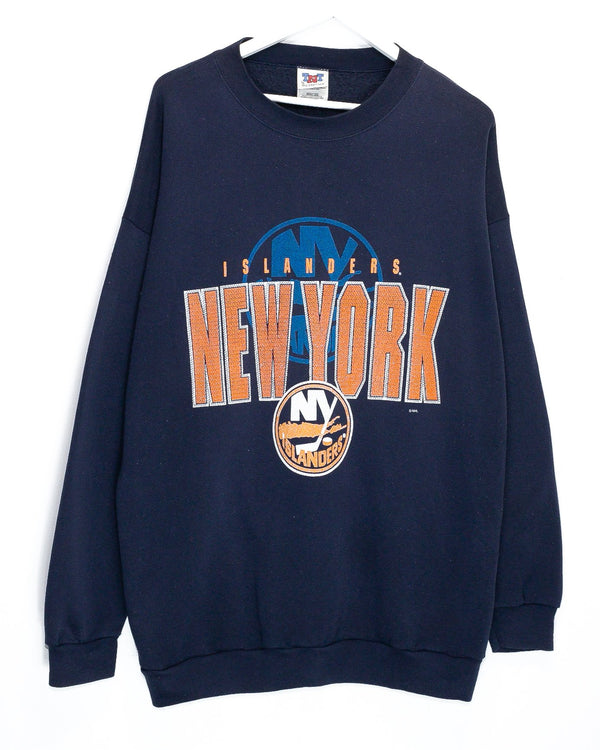 Vintage New York Islanders Jumper <br> (3XL)