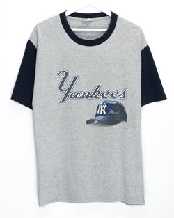 Vintage New York Yankees T-Shirt <br> (XL)