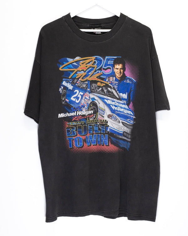 Vintage '00 Jerry Nadeau Nascar Racing T-Shirt <br> (XL/XXL)