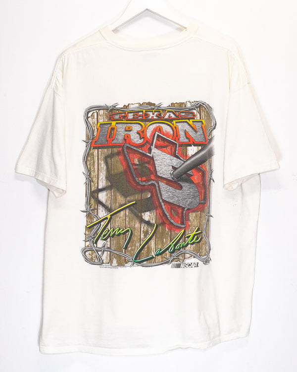 Vintage '99 Terry Lafonte Nascar Racing T-Shirt <br> (XL)