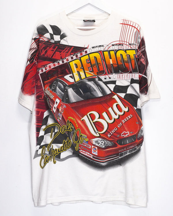 Vintage Dale Earnhardt Jr Nascar Racing T-Shirt <br> (XL)