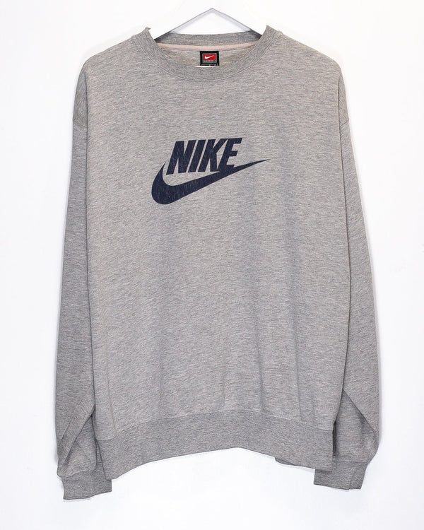 Vintage Early '00s Nike Jumper <br> (L/XL)