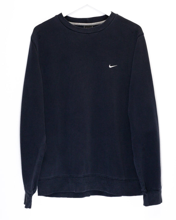 Vintage Nike Embroidered Jumper <br> (L/XL)