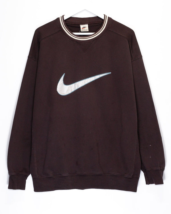 Vintage Early '90s Nike Jumper RARE <br> (L/XL)