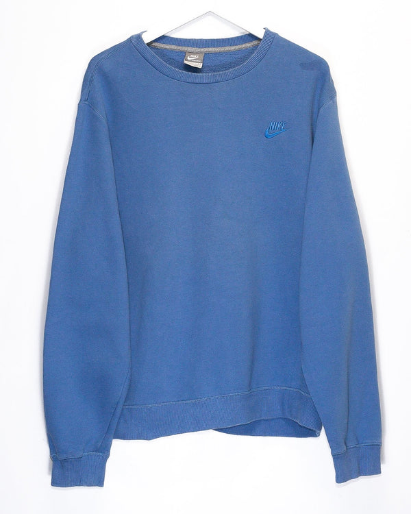 Vintage Nike Embroidered Nike Jumper <br> (L/XL)