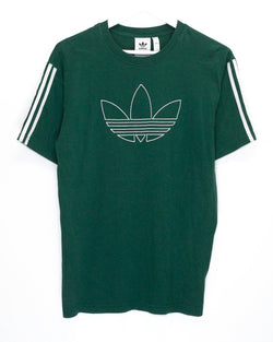 Vintage Adidas Embroidered T-Shirt <br> (M)