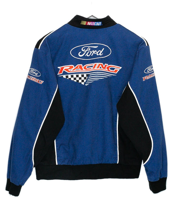 Vintage Ford Nascar Racing Jacket <br> (XS)