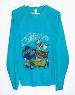 Vintage '88 Cruising Saturday Nite Jumper <br> (L)