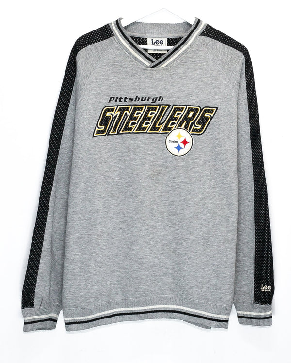 Vintage Pittsburgh Steelers Embroidered NFL Jumper <br> (XL)