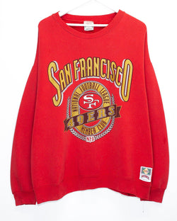 Vintage San Francisco 49ers NFL Jumper <br> (XL)