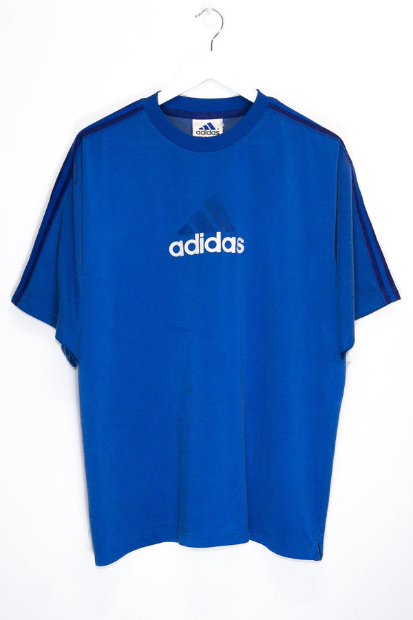 Vintage Adidas Jersey T-Shirt <br> (L)