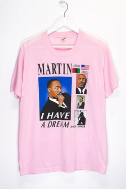 Vintage Martin Luther King 80's T-Shirt <br> (L)