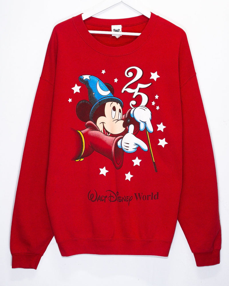 Vintage Mickey Mouse 25 Years Jumper<br> (XXL)