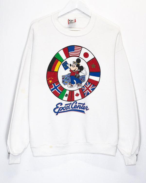 Vintage Mickey Mouse Epcot Center Jumper <br> (M/L)