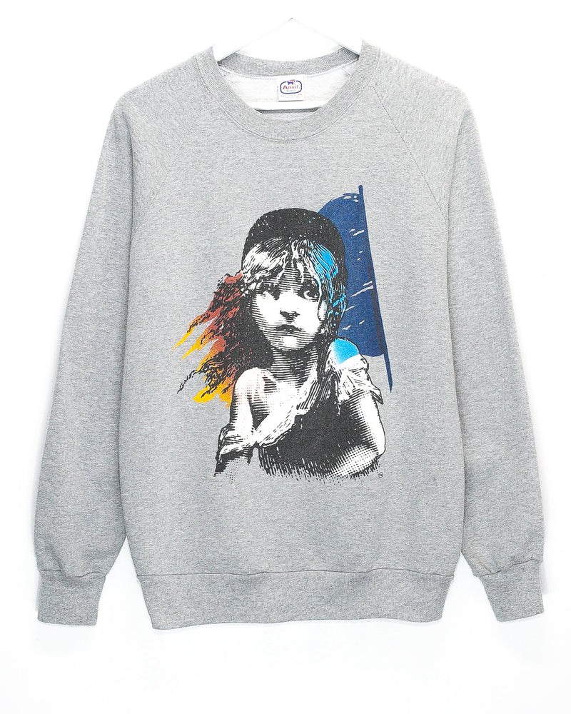 Vintage Les Miserables Jumper <br> (M)