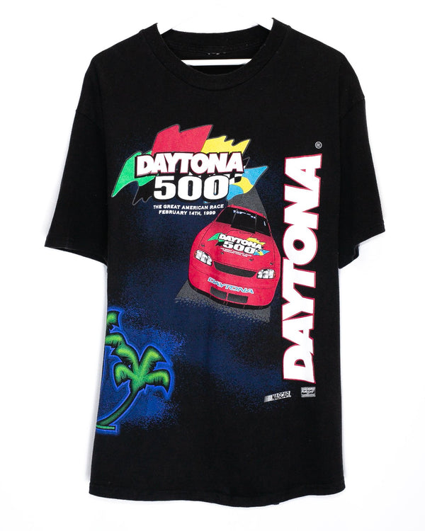 Vintage'99 Daytona 500 Nascar Racing T-Shirt <br> (XL)