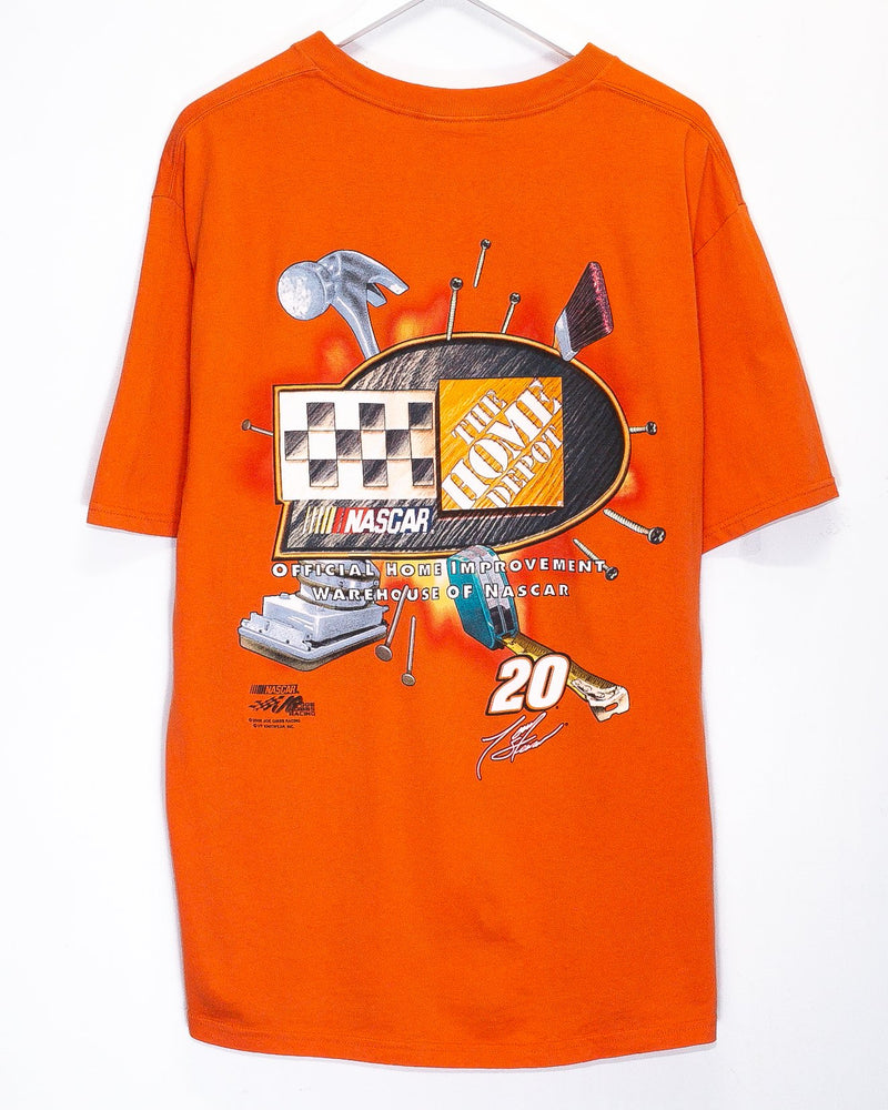 Vintage '00 Home Depot Nascar Racing T-Shirt <br> (XL)