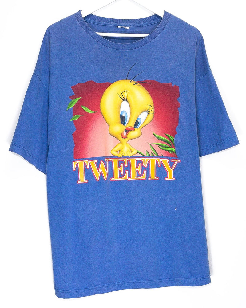 Vintage Tweety Bird T-Shirt <br> (XL)