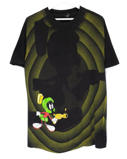 Vintage Looney Toons Marvin the Martian T-Shirt <br> (XL)