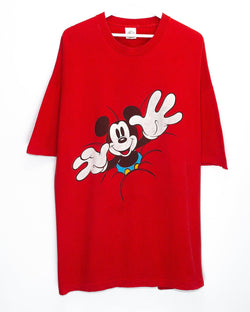 Vintage Mickey Mouse T-Shirt <br> (3XL)