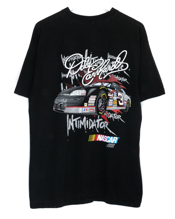 Vintage Dale Earnhardt Nascar Racing T-Shirt <br> (XL)