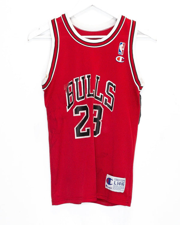 Vintage Chicago Bulls NBA Jersey <br> (XS)