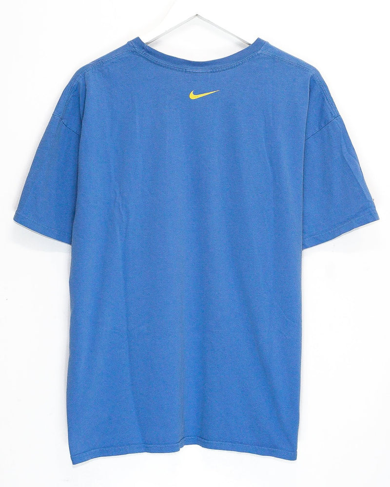 Vintage Nike Embroidered T-Shirt <br> (XL/XXL)