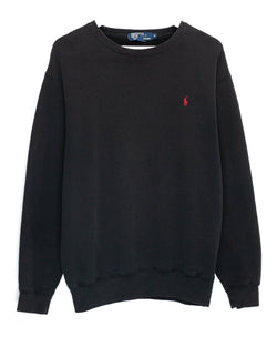 Vintage Polo Ralph Lauren Embroidered Jumper <br> (L)