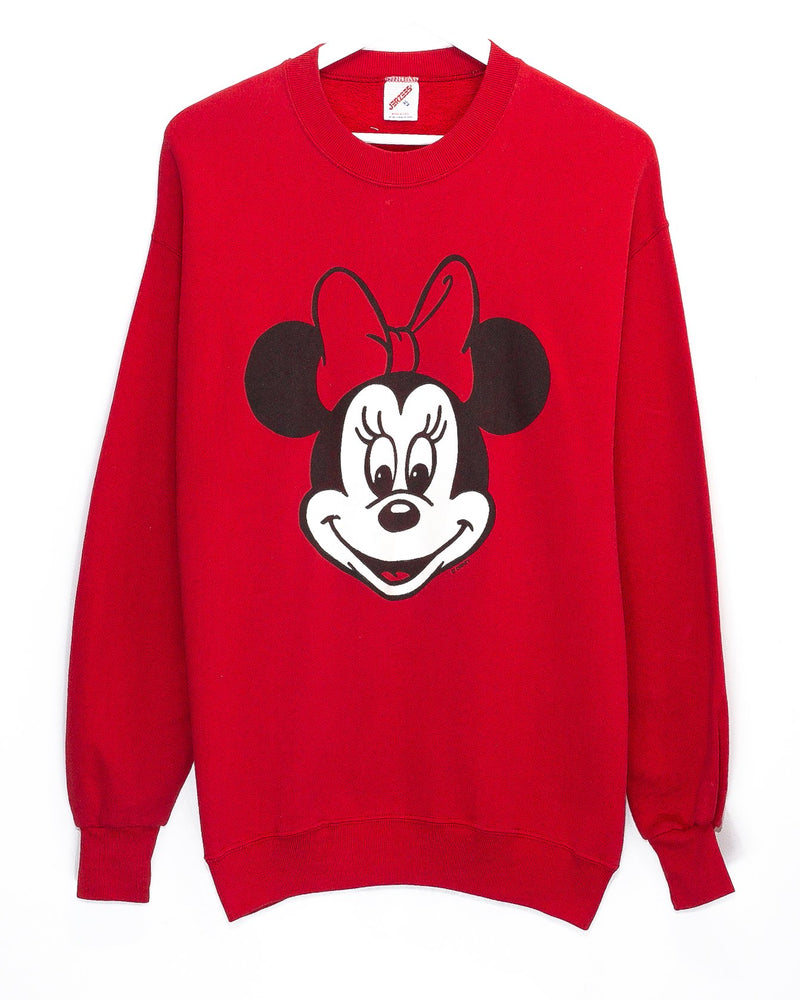 Vintage Mickey Mouse 50/50 Jumper <br> (M/L)