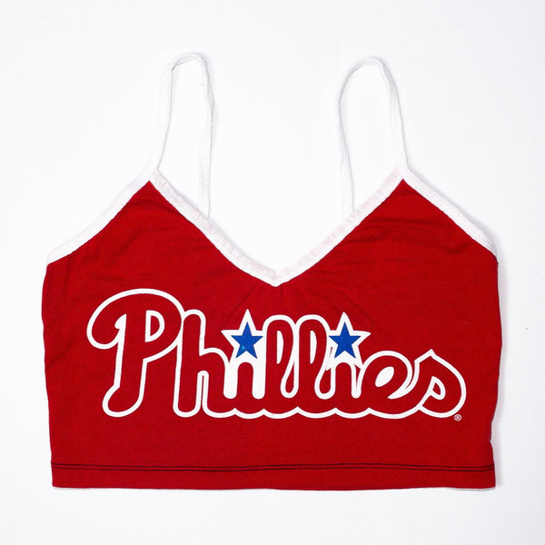 Rework'd Philadelphia Phillies Singlet Top<br> (S)